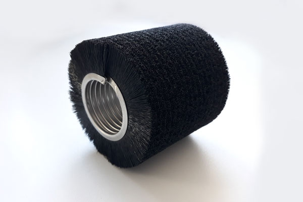 Streifenbürste-Spiralform